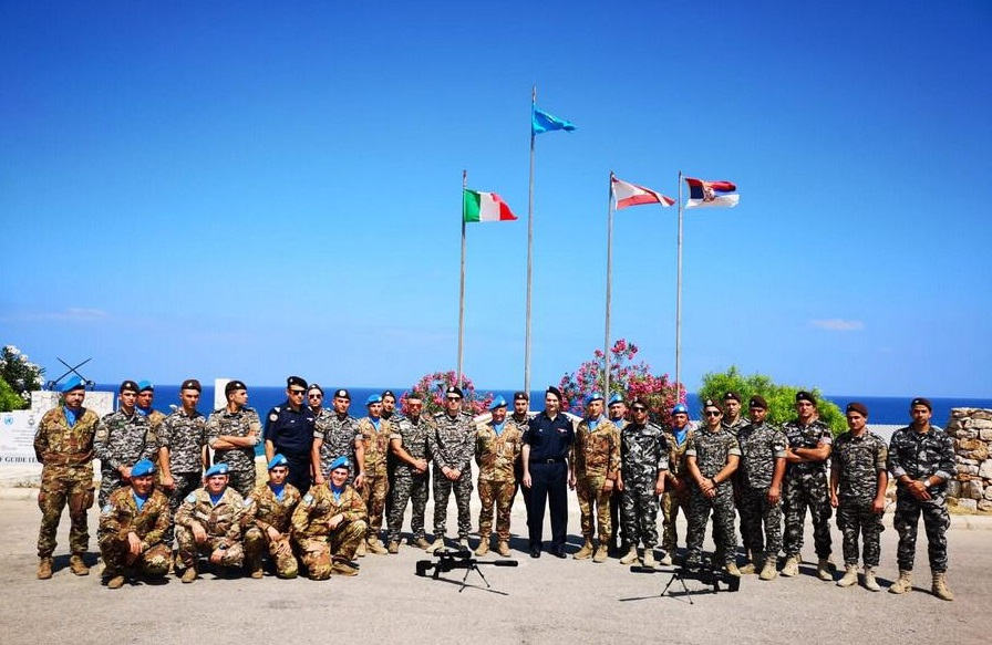 Joint Training Between UNIFIL and State Security
